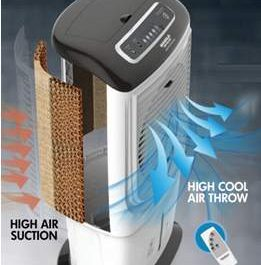Maharaja Whiteline launches Hybridcool Series Air Coolers