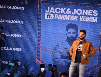 Jack & Jones celebrates the launch of AW'19 Collection with Parmish Verma
